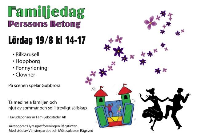 Familjedag Perssons